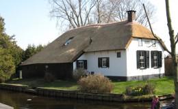Boerderij in Giethoorn